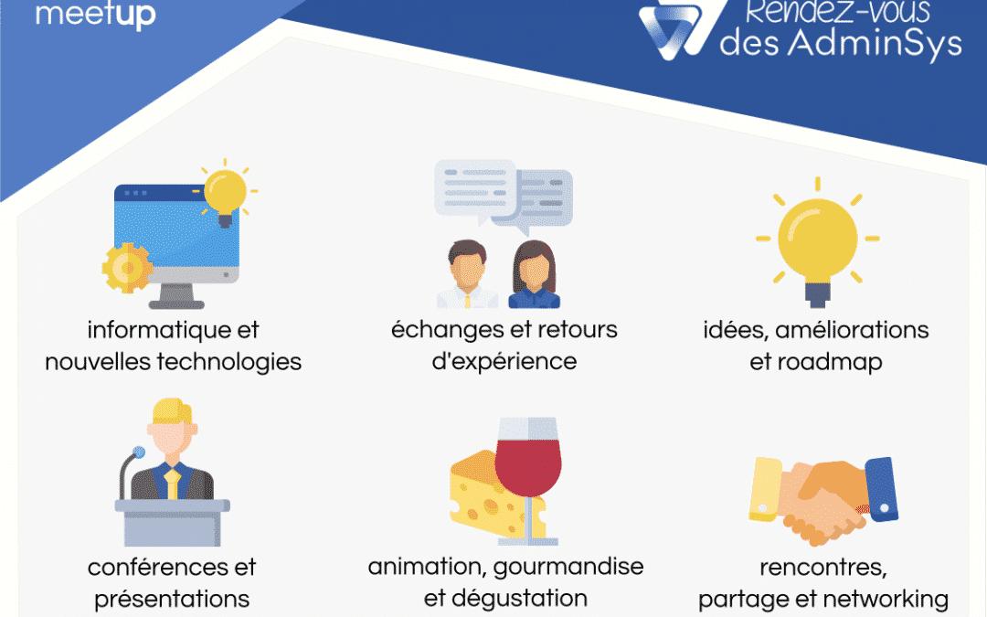 MeetUp: Le Rendez-vous des Adminsys
