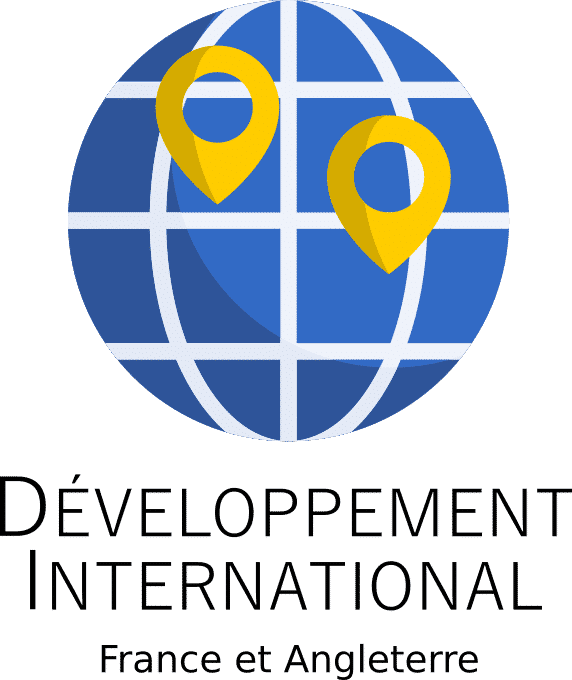 international development pictogram