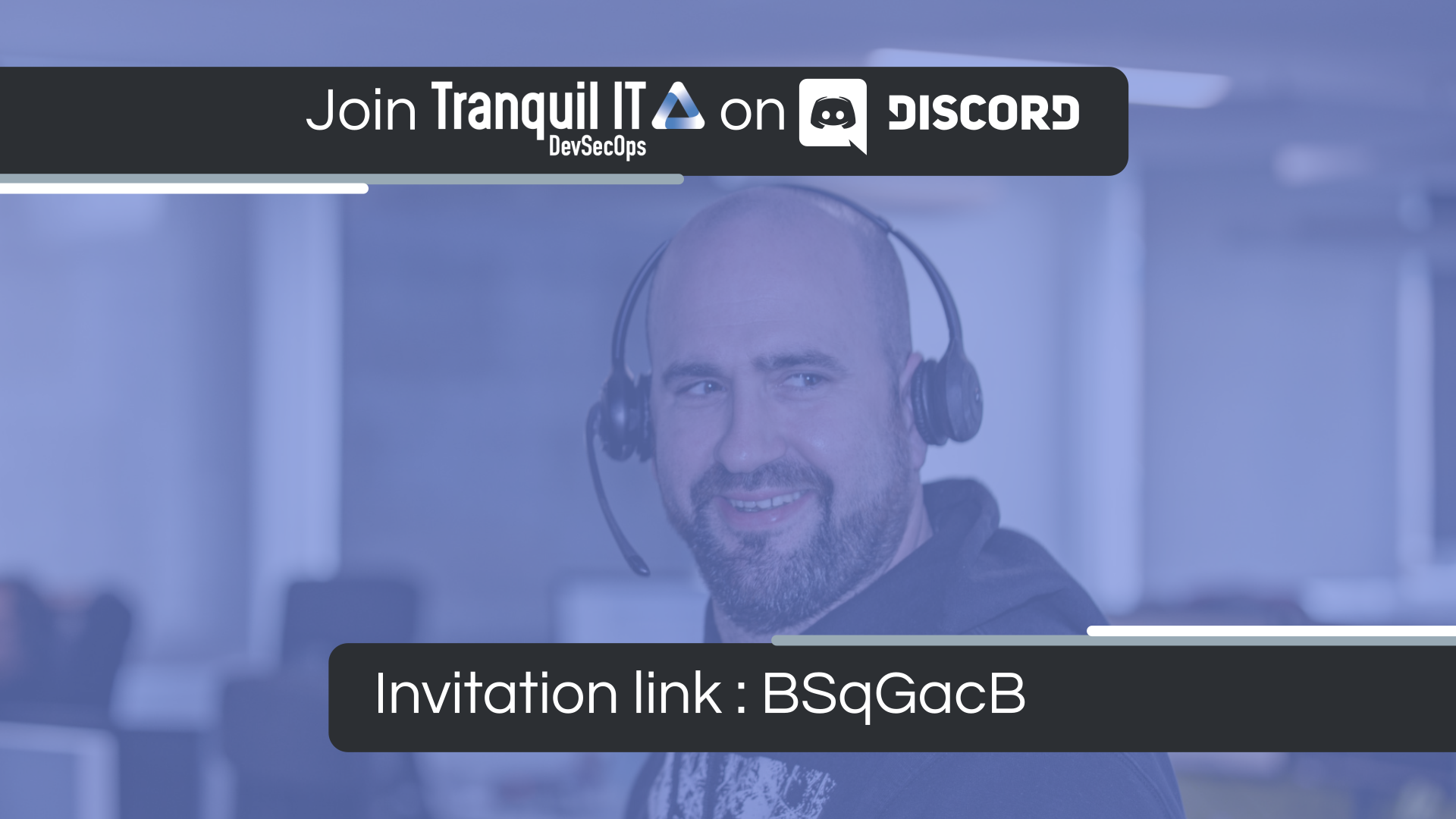 Join Tranquil IT on Discord!