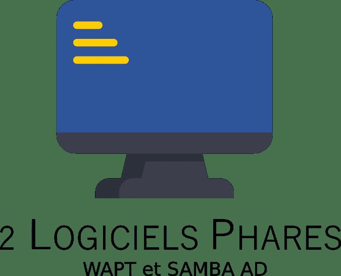 Pictogramme des logiciels