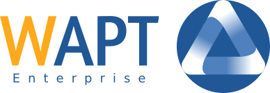 Logo de WAPT Enterprise