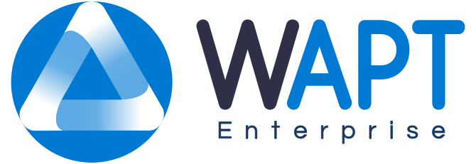 Logo de WAPT Enterprise 670 x 230