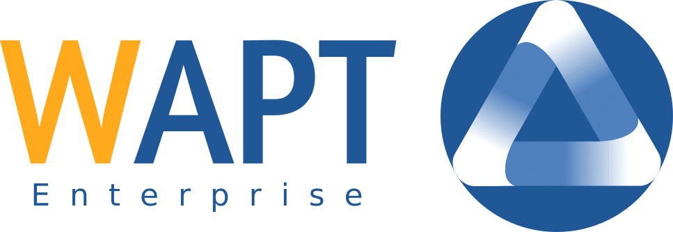 Logo de WAPT Enterprise