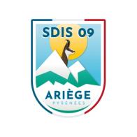 logo sdis ariège 9