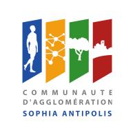logo sophia antipolis