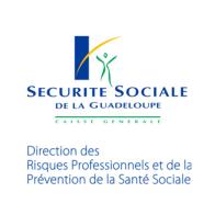 logo sécurité sociale Guadeloupe