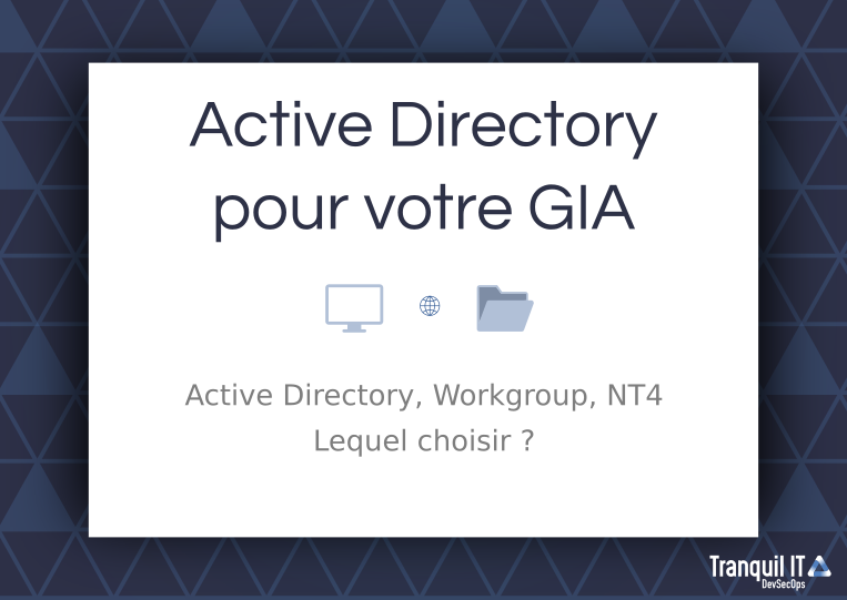 Active Directory for your IAM