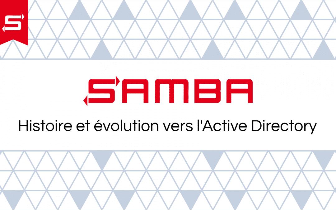 Samba: History and evolution towards Active Directory