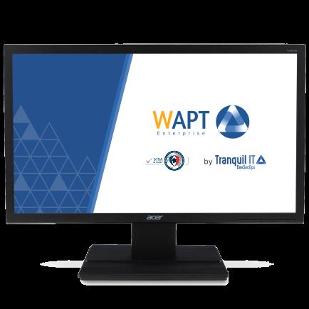 WAPT Enterprise by Tranquil IT